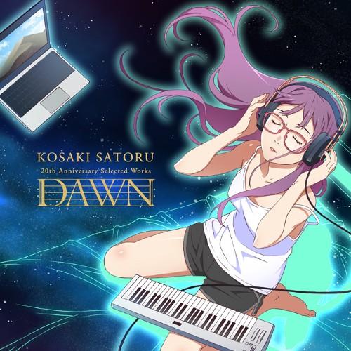 """神前暁 (Satoru Kosaki) – 神前 暁 20th Anniversary Selected Works""""DAWN"""" [FLAC + MP3 320 / CD]"""