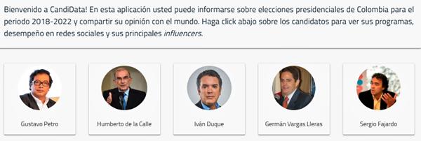Elecciones Colombia: mira con cual candidato presidencial tienes más afinidad