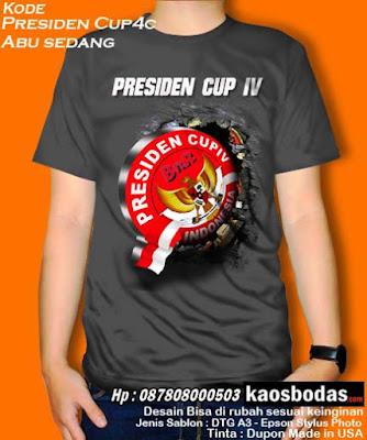 Kaos Presiden Cup4C