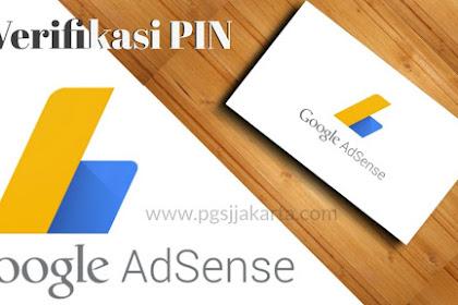 Tidak Perlu Verifikasi PIN Adsense Jika Tidak Kunjung Datang !!