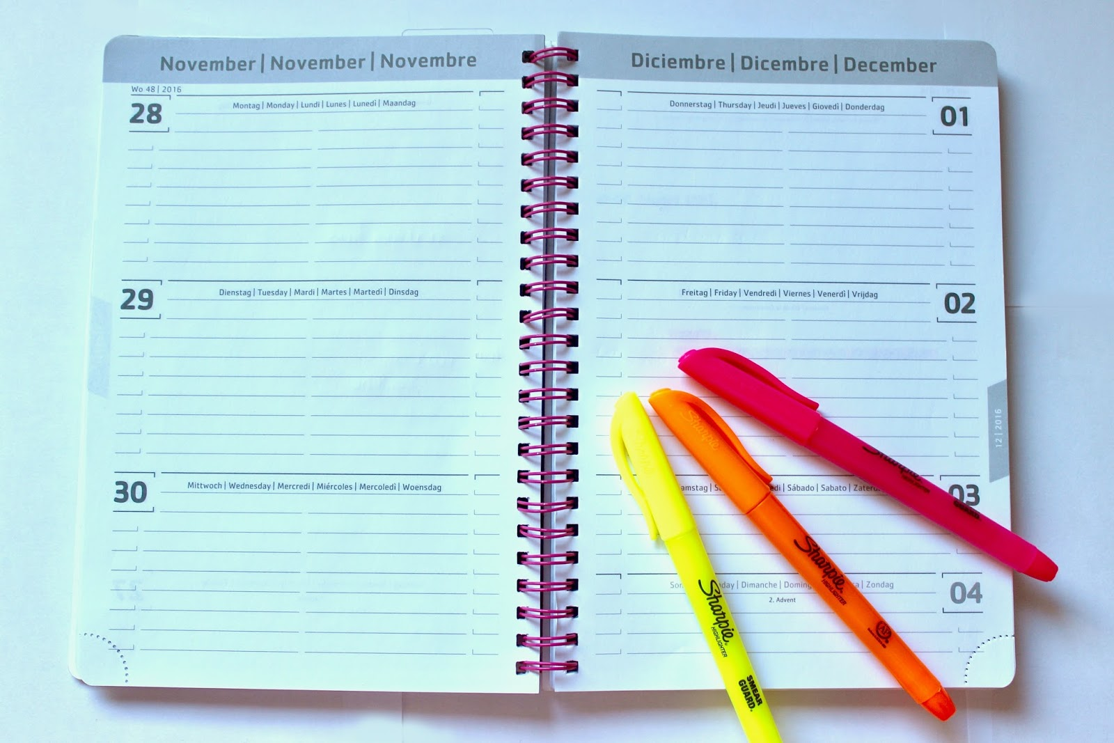 Weekly Planning Routine in University