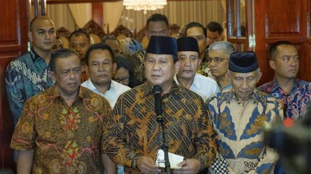 Prabowo: Elite di Jakarta Mengira Ratusan Juta Rakyat Indonesia Bisa Dibohongi