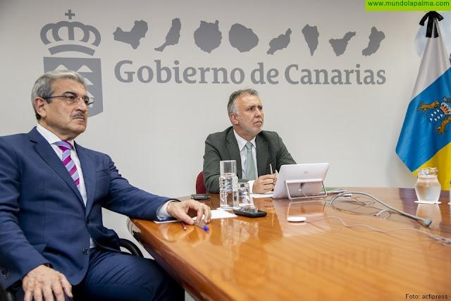 Canarias y Madeira crearán el primer corredor verde entre regiones ultraperiféricas para reactivar el sector turístico