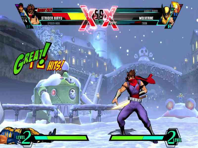 Ultimate Marvel Vs Capcom 3 Game Download Free For Pc Full