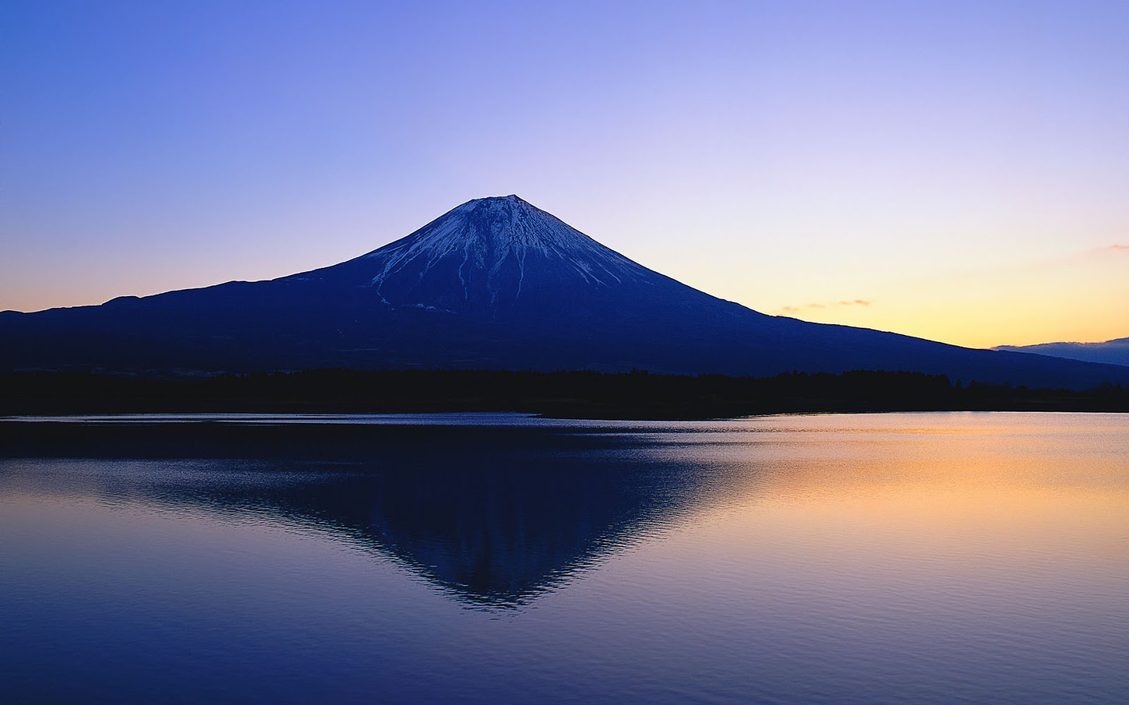 Inner Peace In Your Life Mount Fuji Japan