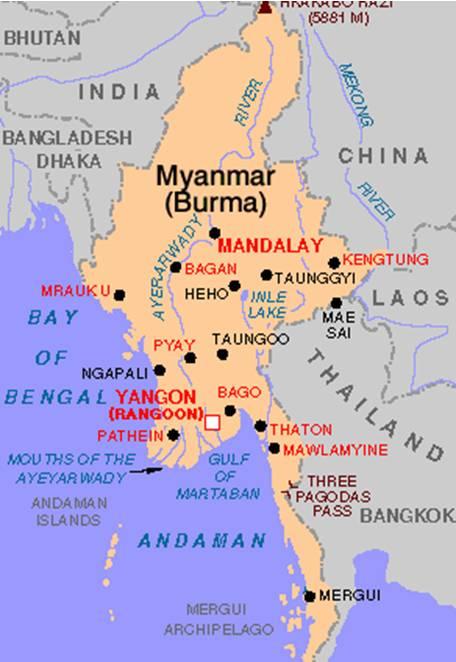 Birmania, ¿noticias de un genocidio?