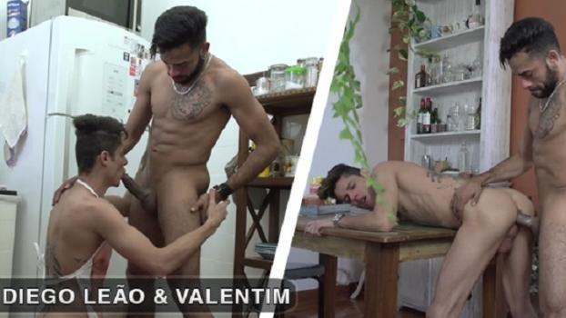 Diego Leao & Valentim