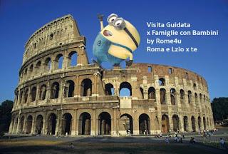 Colosseo e Foro Romano - Visita guidata per bambini Roma