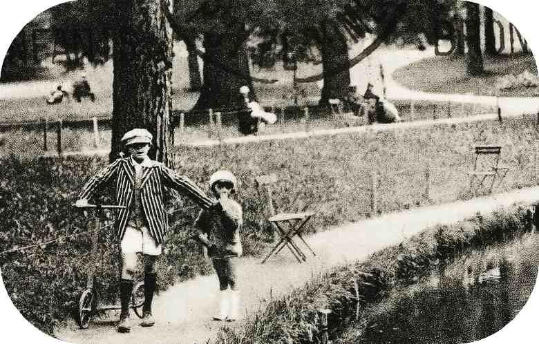 trottinette 1933