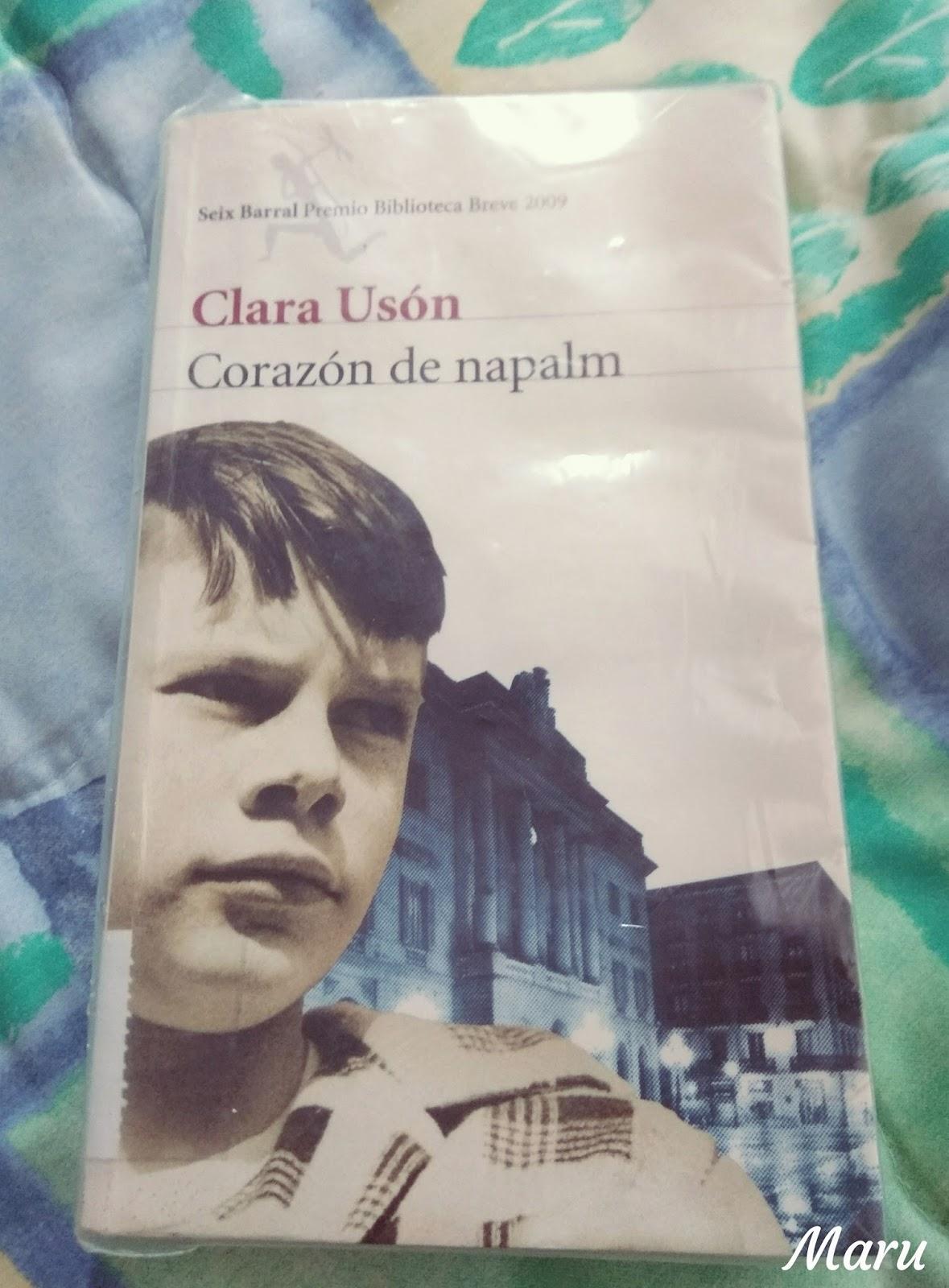 Coeur de napalm - Clara Usón