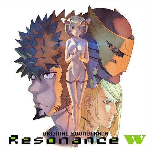 Dimension W Original Soundtrack: Resonance W