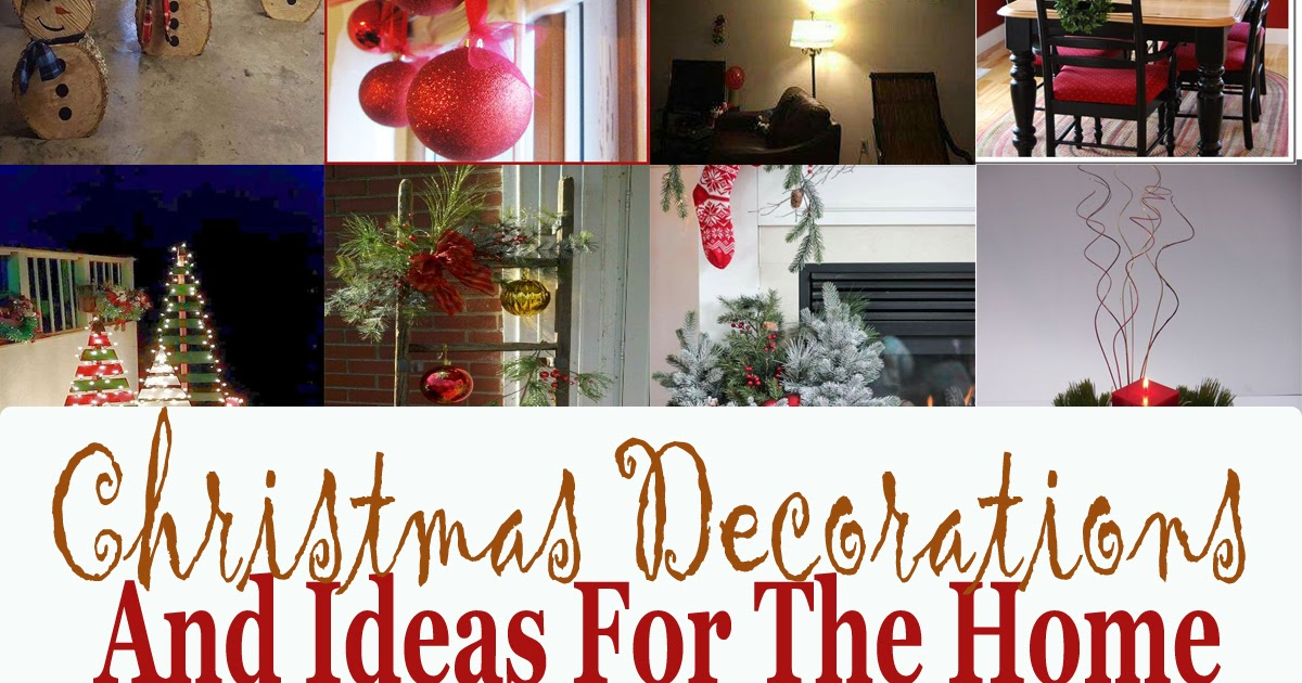 Christmas stuff christmas decorations and ideas for the for 4 h decoration ideas