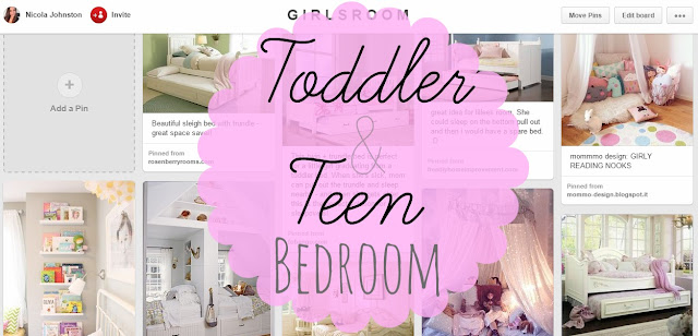 Toddler and Teen Shared Room