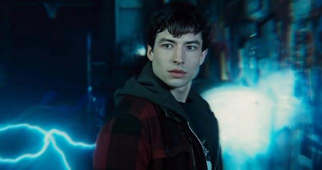 Ezra Miller es Flash en las películas de DC