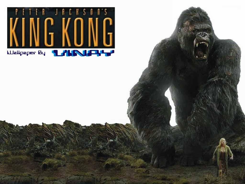 Kong: HD Wallpapers: King Kong Movie Wallpapers