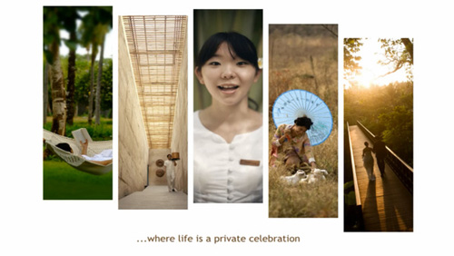 Kayumanis - Where life is a private celebration
