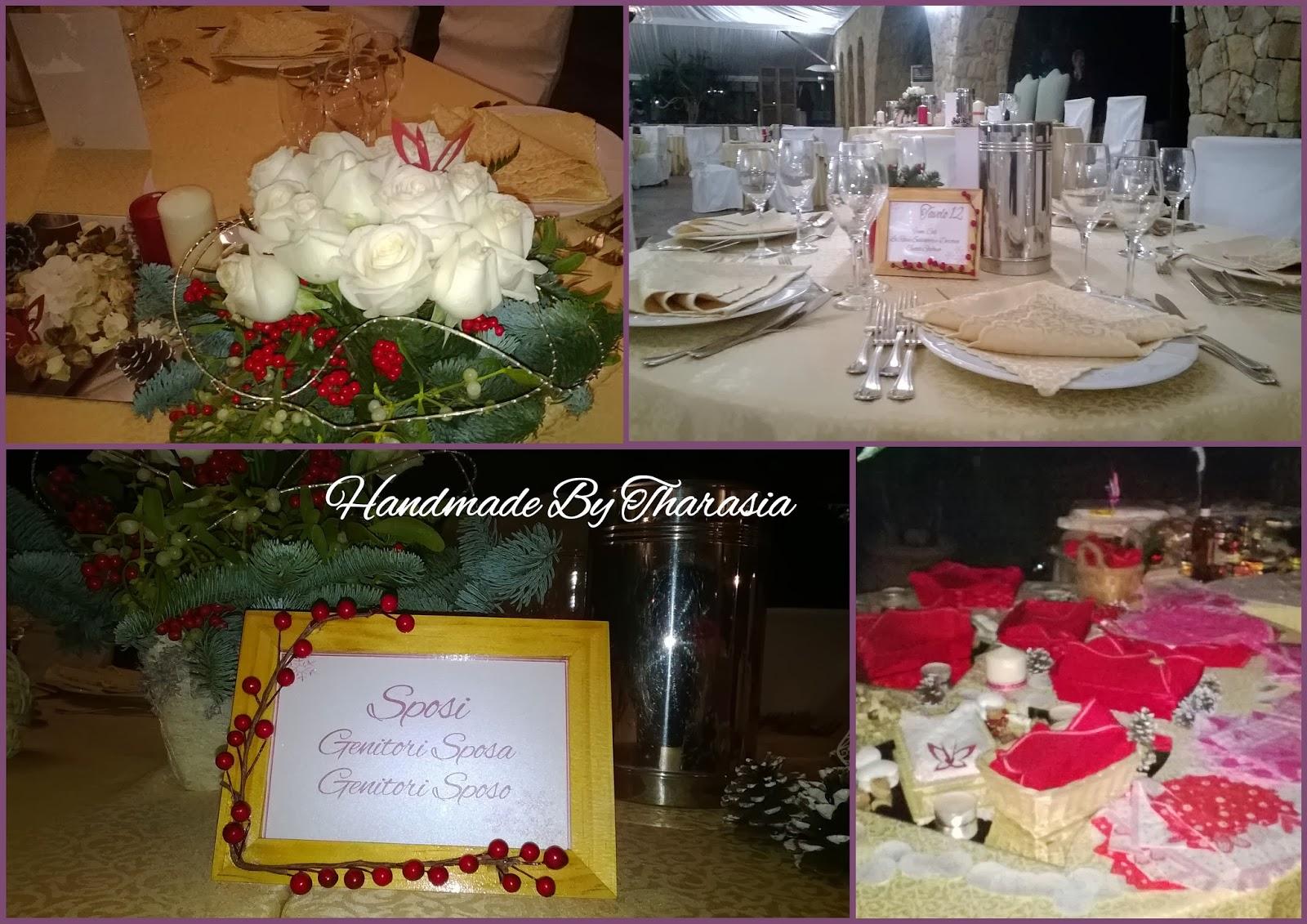 Inviti Matrimonio Natalizio : Tharasia matrimonio natalizio