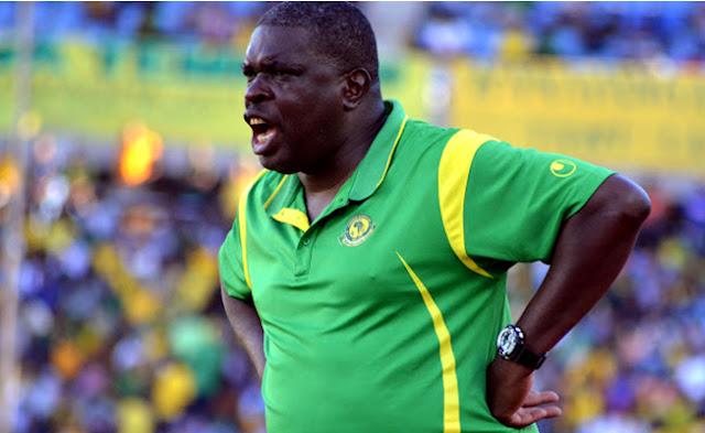 Lwandamina kuwasili singida kesho Kupambana na singida United kwaajili ya kombe la FA