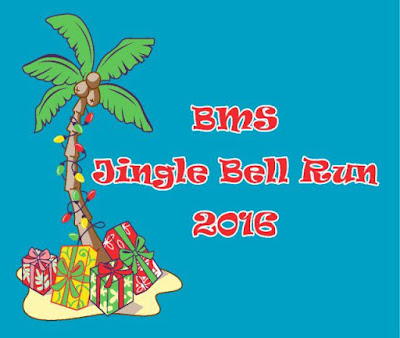 Blountown Middle School's eighth annual Jingle Bell Run