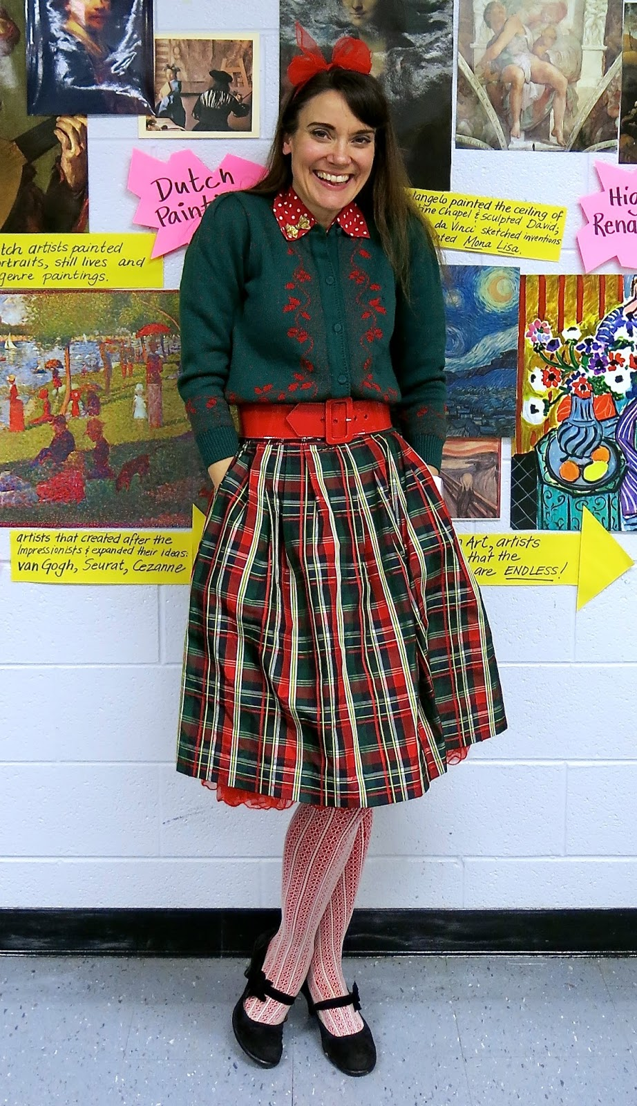 Cassie Stephens How To Dress Like A Teacher