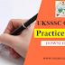 Uttarakhand UKSSSC Group C Practice Set -3