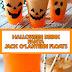 Halloween Drink Fanta Jack O'Lantern Floats