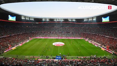 14. kolo Bundeslige uživo na Eurosportu 2
