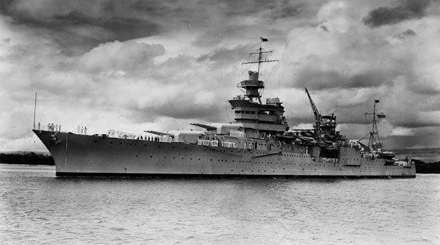 Ανακαλύφθηκε το ναυάγιο του USS Indianapolis, 72 χρόνια μετά τη βύθισή του