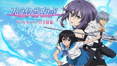 Download Ost Strike The Blood: Valkryia no Oukoku-hen