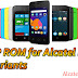 AOSP ROM for Alcatel PIXI 3 all variants