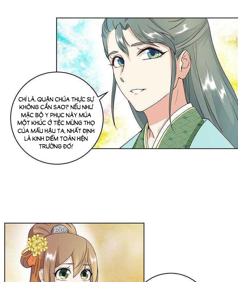 Dục huyết Thương hậu chap 64 - Trang 22