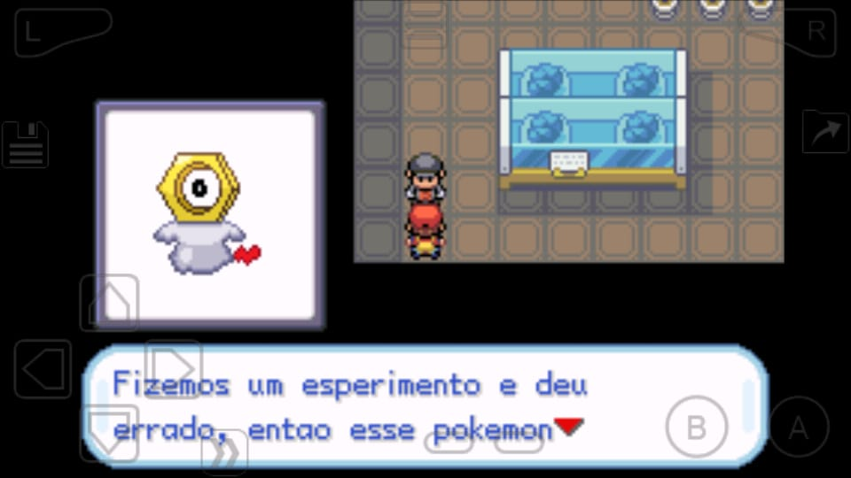 Pokemon New Era [PT-BR] ~ Pokemon Saves