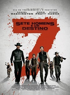 Baixar Filme Sete Homens e Um Destino Dublado Torrent Download