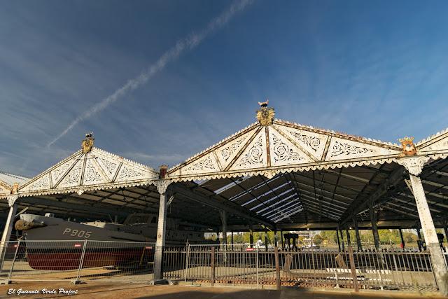 Antiguos embarcaderos y atarazanas - Amberes por El Guisante Verde Project