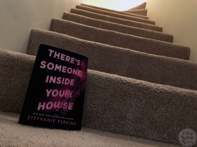 There's Someone Inside Your House by Stephanie Perkins book photo
