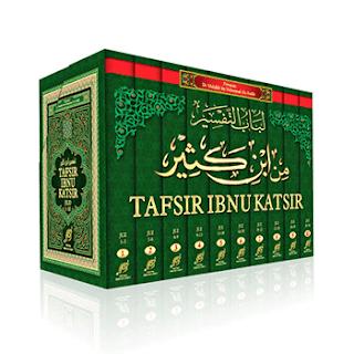 Tafsir Ibnu Katsir edisi 10 Jilid