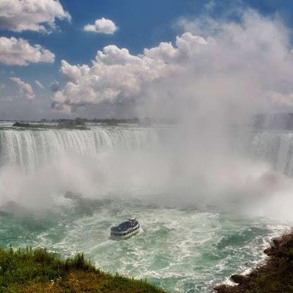 10  (dez) cascatas espetaculares pelo mundo