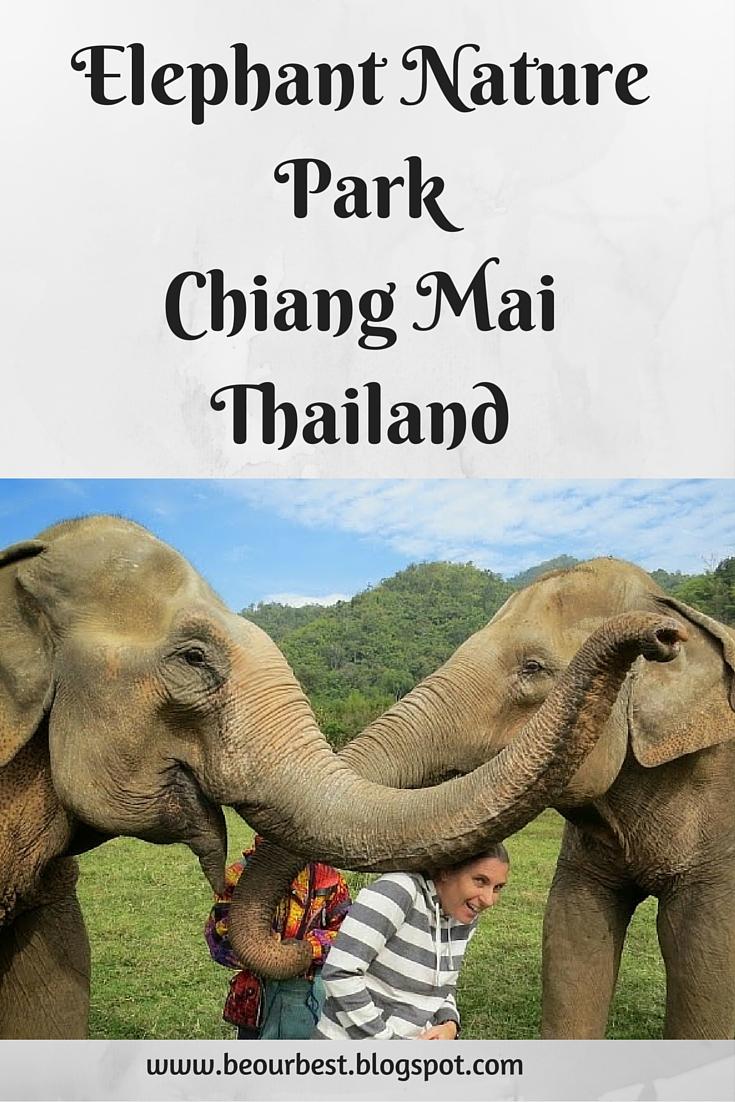 Elephant Nature Park Chiang Mai Book