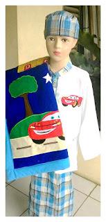 Celana sarung anak