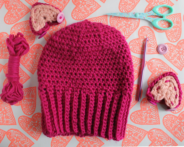 Pussy hat crochet pattern (free) on GamerCrafting