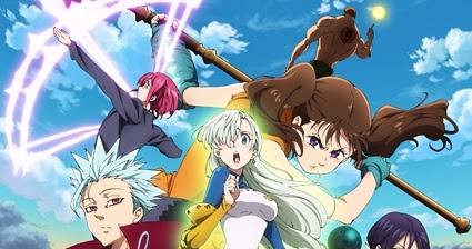 Nanatsu No Taizai Season 2 Episode 14 Subtitle Indonesia X265