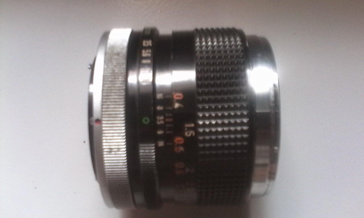 Canon 35mm f3.5 tengah