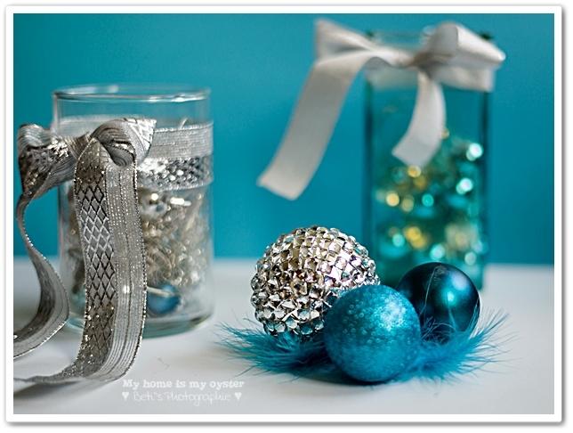 my home is my oyster weihnachtliche dekoideen. Black Bedroom Furniture Sets. Home Design Ideas