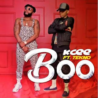DOWNLOAD MP3:Kcee  ft. Tekno-Boo(Afro Naija)2018