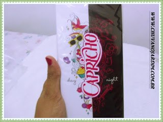 Perfume capricho Day & night