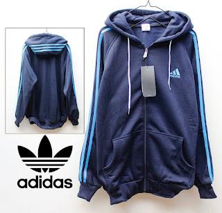Jual Jaket Adidas Bahan Fleece