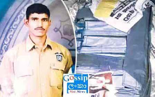 Suicide jacket, claymore mines recovered from Jaffna