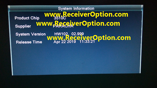 ALI3510C HW102.02.999 POWERVU KEY SOFTWARE NEW UPDATE 105E 66E 68E FULL OK