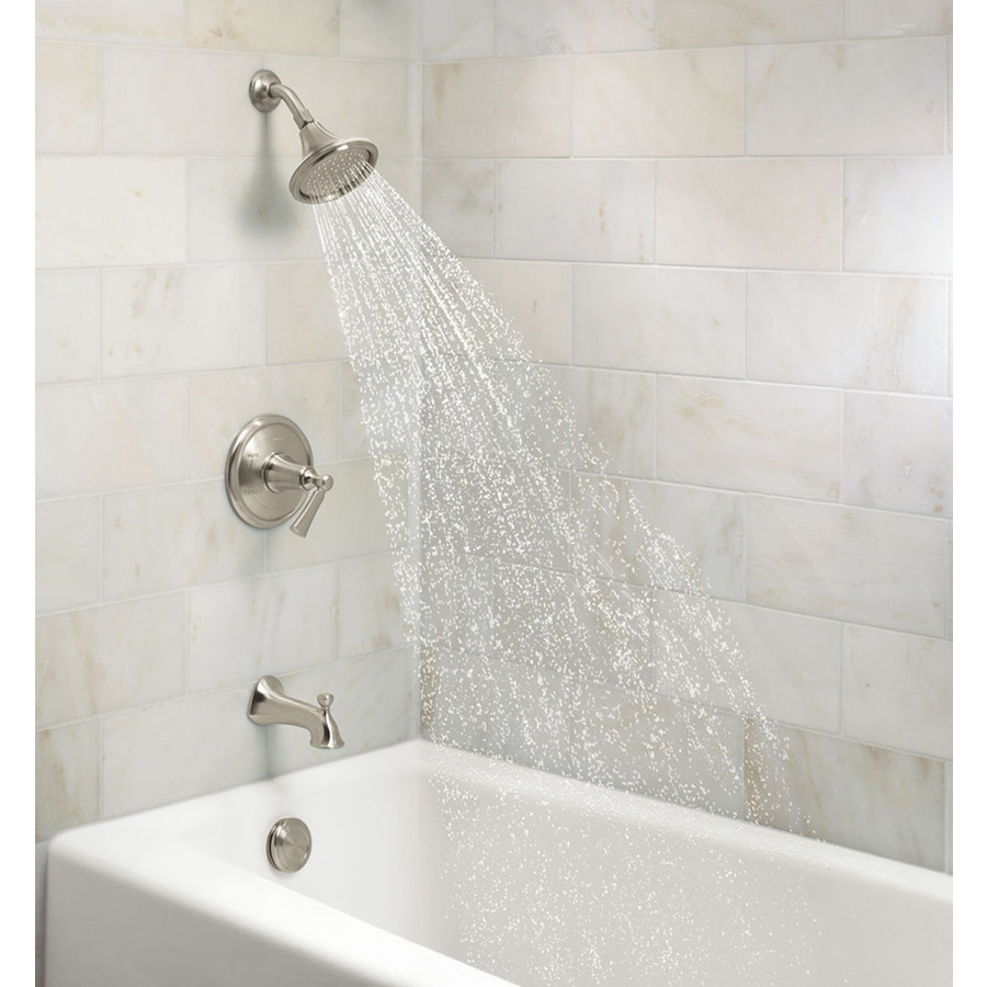 Kohler Elliston Shower Set in Brushed Nickel