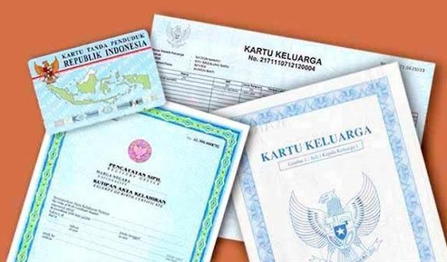 Peraturan Baru Pemerintah! Urus KTP, KK dan Lainnya Tak Perlu Lagi Bikin Surat Pengantar